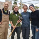 Andy, Jessica, Lucia, and Eileen from Chicago Farm Works