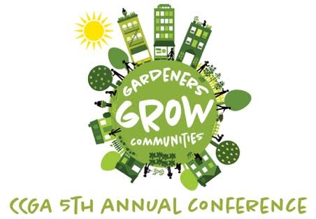 CCGA 2017 Conference Logo