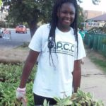 Garfield Park Community Council Smiling Volunteer