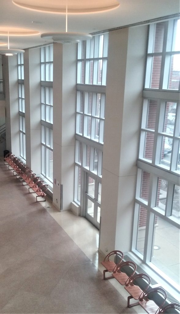 Kennedy-King College Atrium