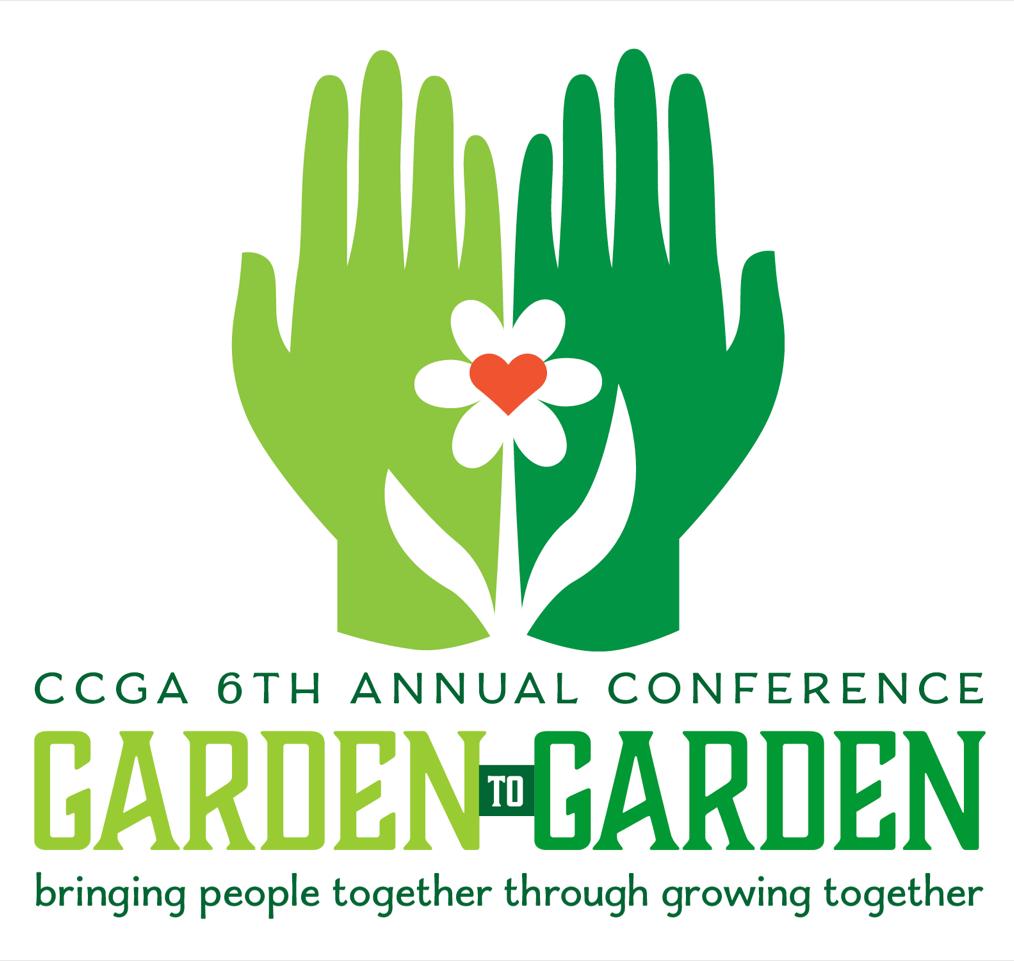 2018 CCGA Conference Logo