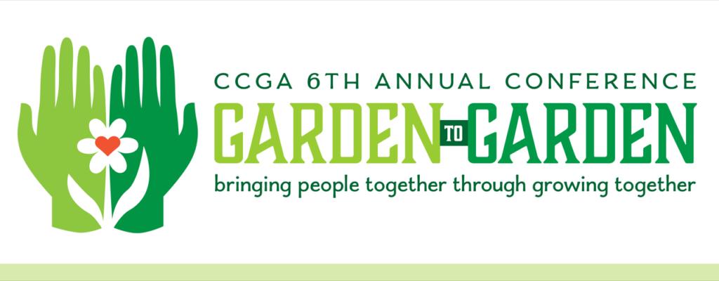 CCGA 2018 Conference Logo - Web Banner